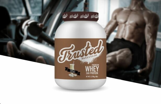 Trusted Nutrition Premium Whey Product