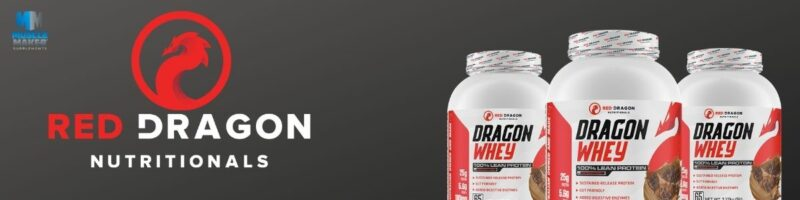 Red Dragon Nutritionals Dragon Whey Banner