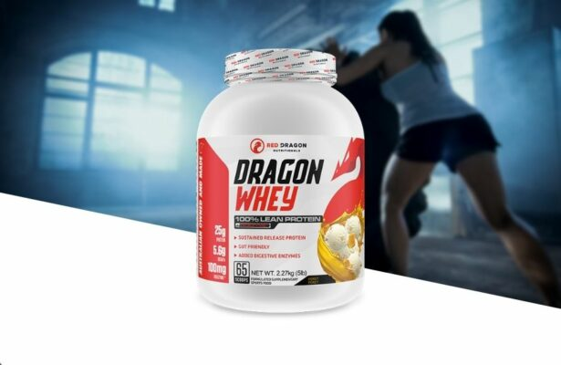Red Dragon Nutritionals Dragon Whey Product
