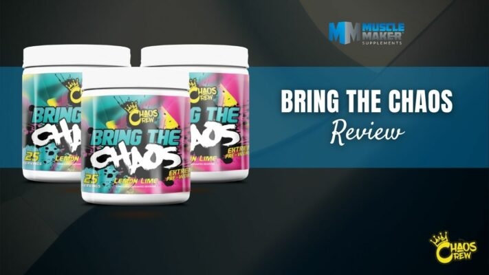 Chaos Crew Bring The Chaos Pre Workout Review Thumbnail