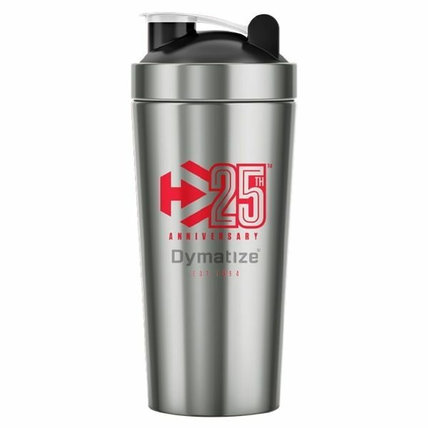 Dymatize Limited Edition 25th Anniversary shaker