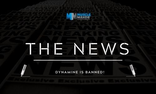 Dynamine Banned Australia Supplements