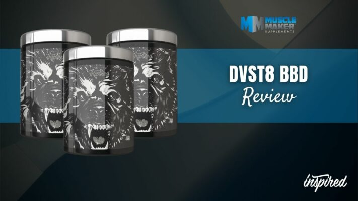 Inspired Nutraceuticals DVST8 BBD Pre Workout Review Thumbnail