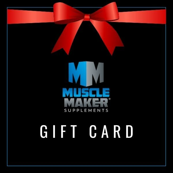 Muscle Maker Supplements Online Gift Card