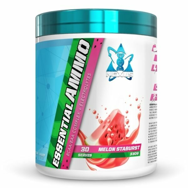 Nexus Sports Nutrition Essential Ammo - Melon Starburst