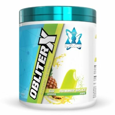 Nexus Sports Nutrition ObliterX fat burner - Summer Splice
