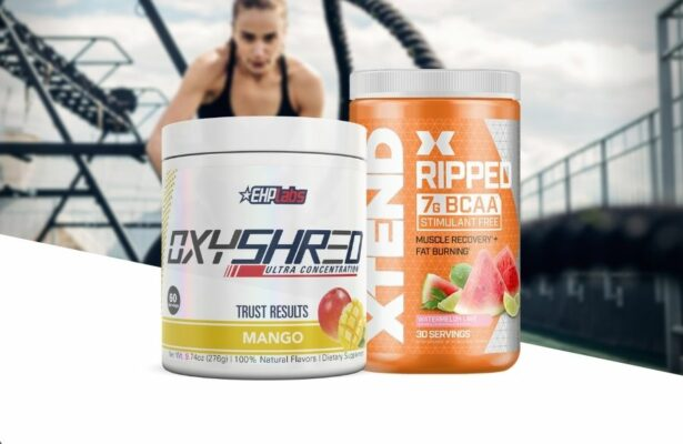 Oxyshred Xtend Ripped Product