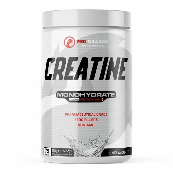 Red Dragon Nutritionals Creatine Monohydrate