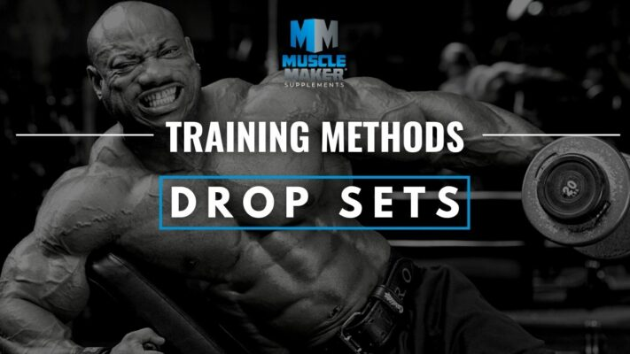 Training Methods - Dropsets Banner
