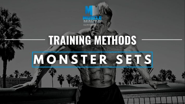 Training Methods - Monster sets Banner
