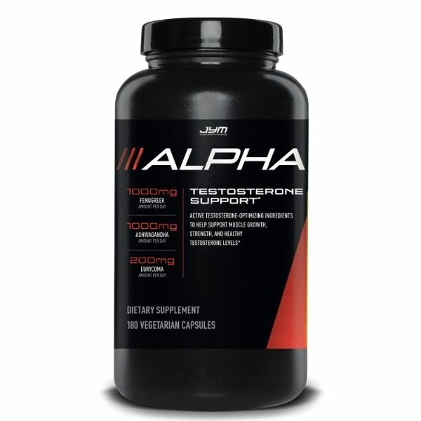 Jym Supplement Science Alpha Jym