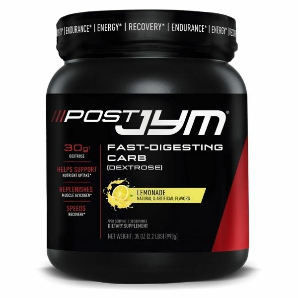 Jym Supplement Science Post Jym