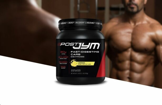 Jym Supplement Science Post Jym Carbs Product
