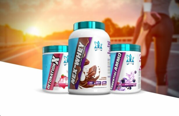 Nexus Sports Nutrition Training Stack Product
