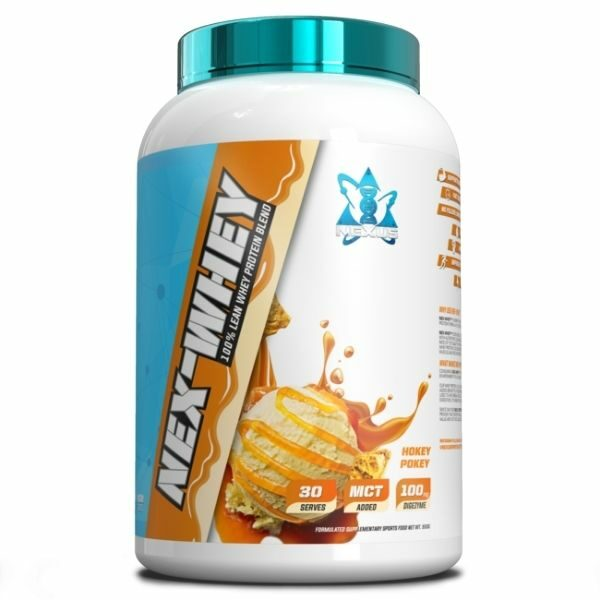 Nexus Sports Nutrition Nex-Whey - Hokey Pokey