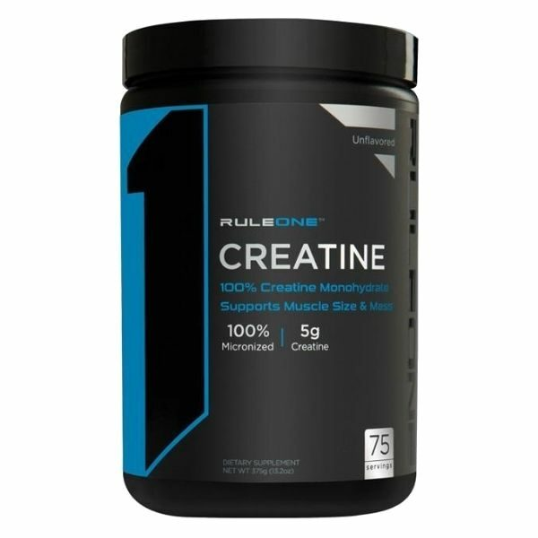 Rule 1 Proteins R1 Creatine Monohydrate - 75 Serves