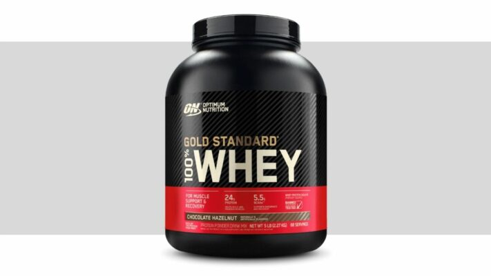 Gold Standard Whey - Best protein powders of 2021