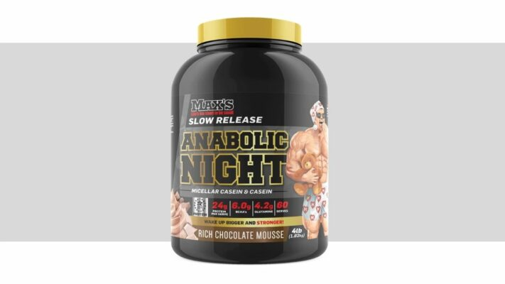 Max's Anabolic Night - Best protein powders of 2021
