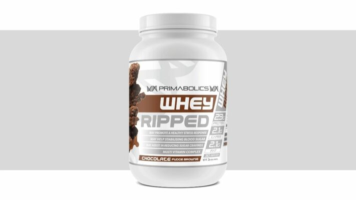 Primabolics Whey Ripped - Best protein powders of 2021