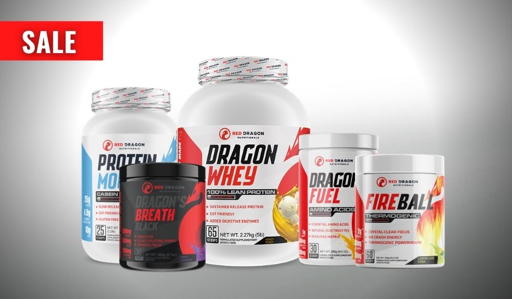 Red Dragon Nutritionals Sale