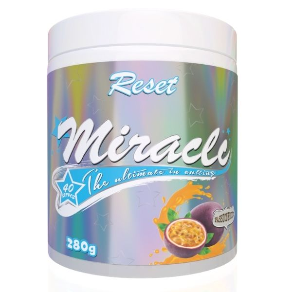 Reset Nutrition Miracle Fat Burner - Passionfruit