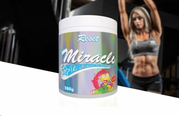 Reset Nutrition Miracle fat Burner Product