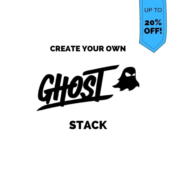 Create your own Ghost Lifestyle stack