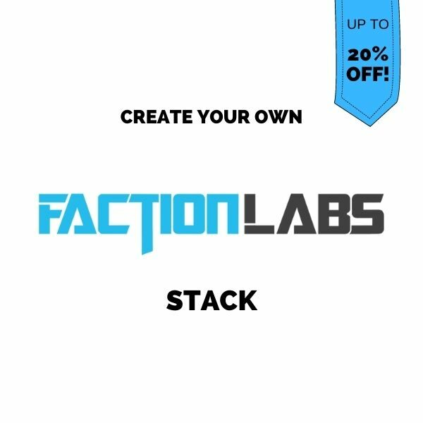 Create your own faction labs stack