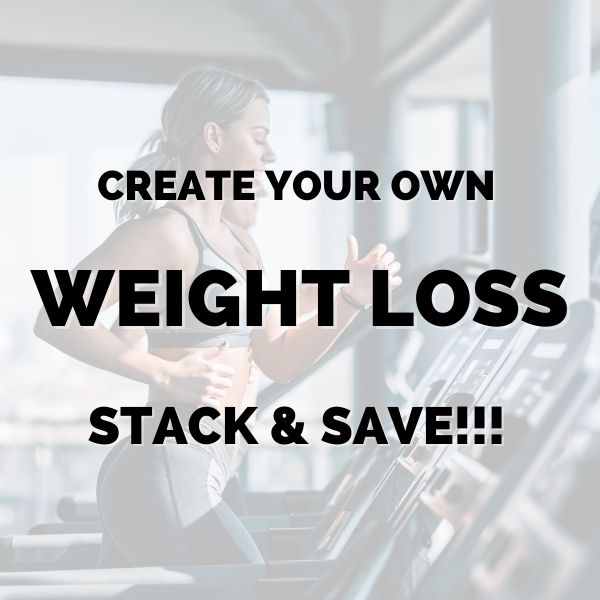 Create your own weight loss stack & save