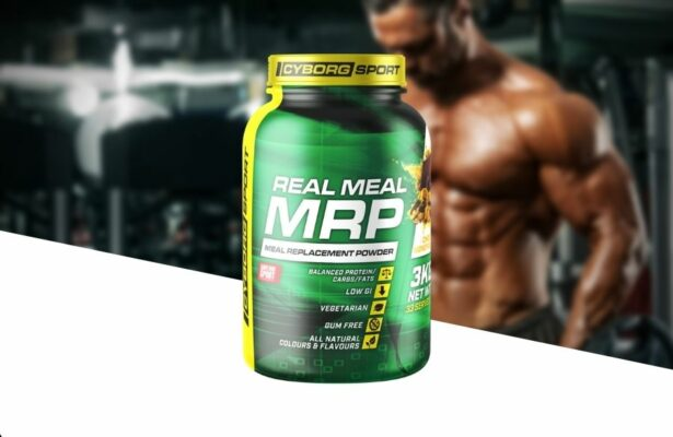 Cyborg Sport Real Meal MRP Product