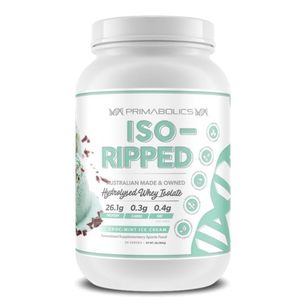Primabolics Iso-Ripped - Choc mint