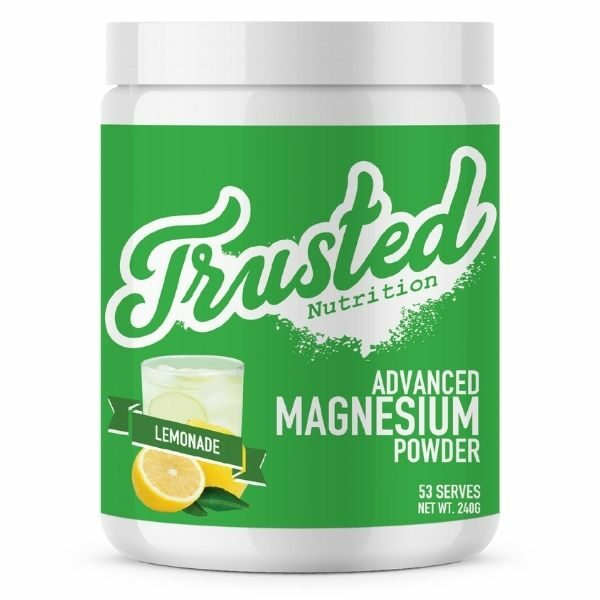 Trusted Nutrition Advanced Magnesium Powder