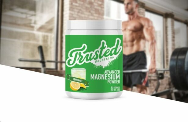 Trusted Nutrition Advanced Magnesium Powder Product
