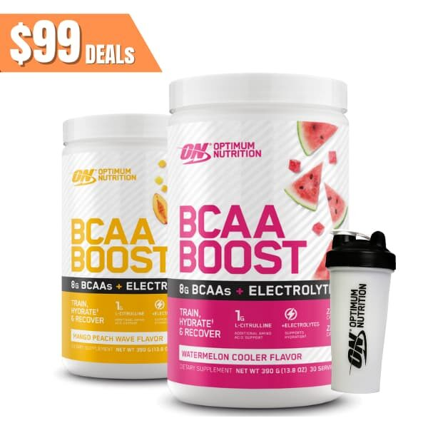 ON BCAA Boost twin pack