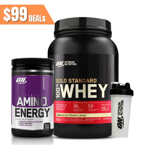 ON GS 2lb + Amino Energy pack