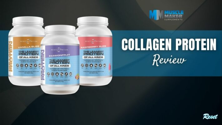 Reset Nutrition Collagen Protein review Thumbnail