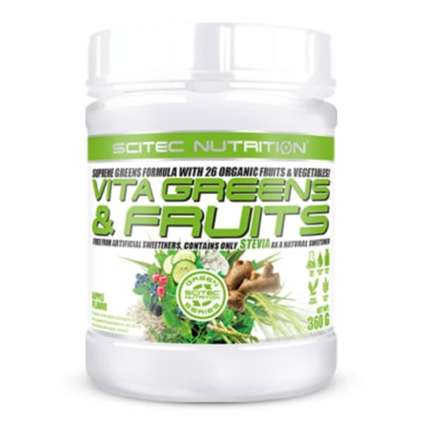 Scitec Nutrition vita greens and fruits