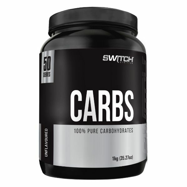 Switch Nutrition Carbs 1kg