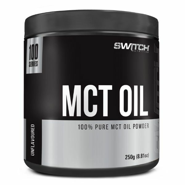 Switch Nutrition MCT Oil 250g