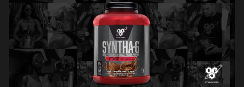 BSN Syntha-6 Edge Review image