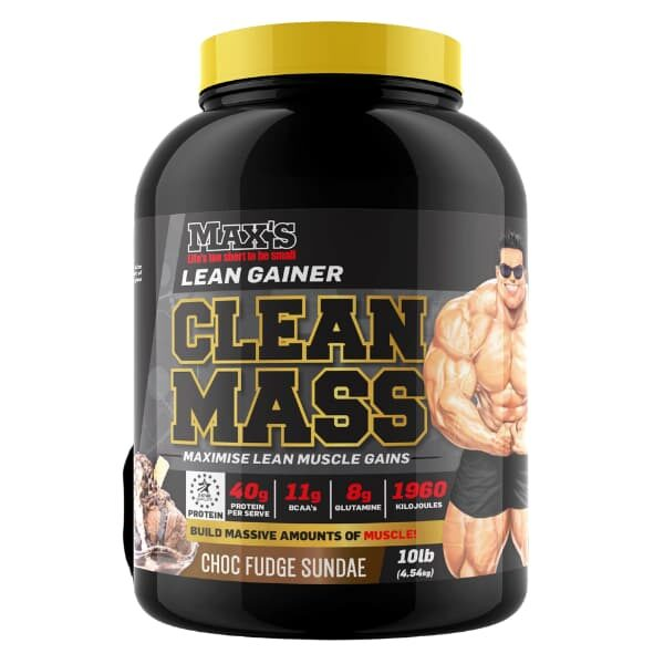 Max's Protein - Clean Mass 6lb