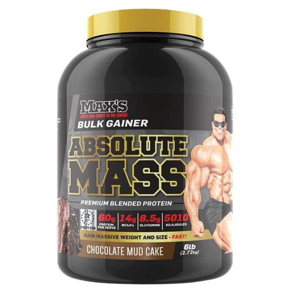 Max's Protein - Absolute Mass 6lb