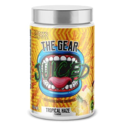 Max's protein - the gear juiced - Tropical Haze