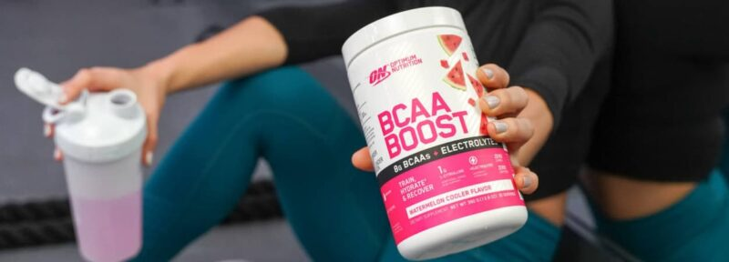Optimum Nutrition BCAA Boost Review watermelon image