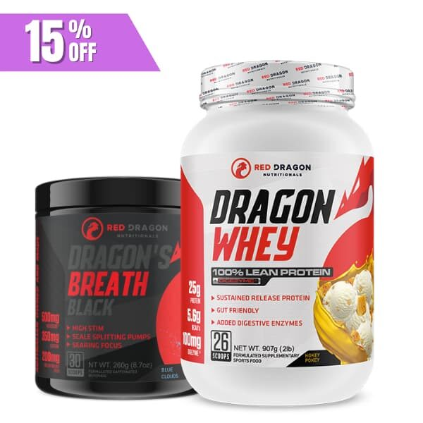 Red Dragon Nutritionals training Stack