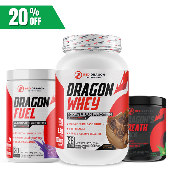 Red dragon Nutritionals ultimate training stack