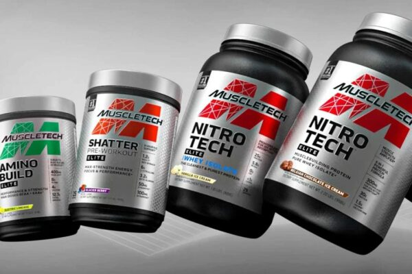 All new Muscletech Look