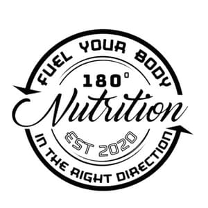 180 Degrees Nutrition Supplements logo